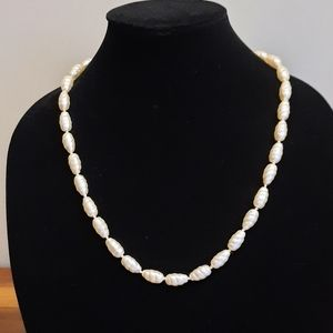 🍒Faux Bead Necklace Costume Jewellery